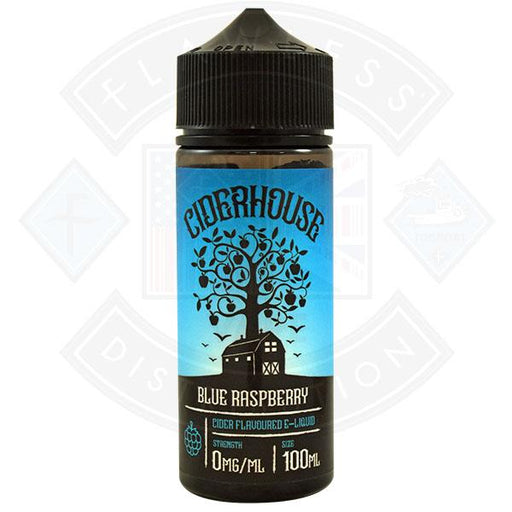 Ciderhouse Blue Raspberry 0mg 100ml Shortfill E-Liquid