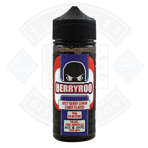 Cloud Thieves Berryroo 0mg 100ml Shortfill E-Liquid
