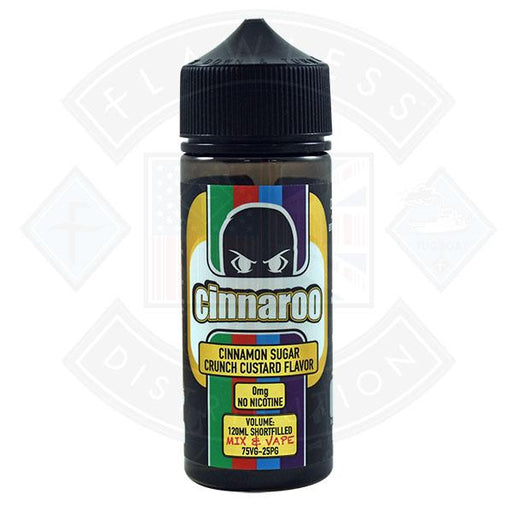 Cloud Thieves Cinnaroo 0mg 100ml Shortfill E-Liquid
