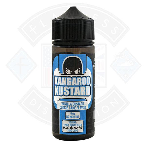 Cloud Thieves Kangaroo Kustard 0mg 100ml Shortfill E-Liquid