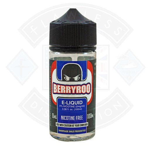 Cloud Thieves Berryroo 80ml Shortfill E-Liquid