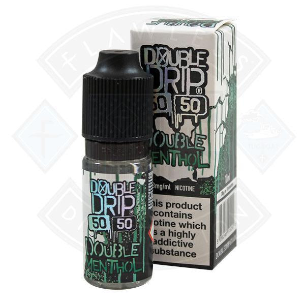 Double Drip 50:50 Double Menthol - 10ml