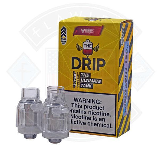Dr Vapes The Drip Ultimate Tank (Pods Only) 3 pack
