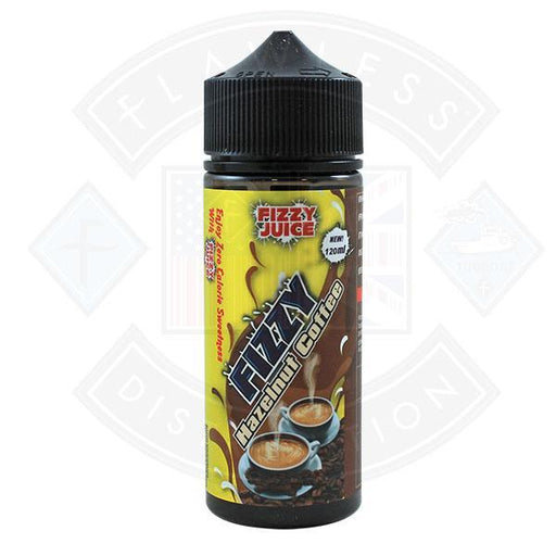Fizzy Hazelnut Coffee 0mg 100ml Shortfill