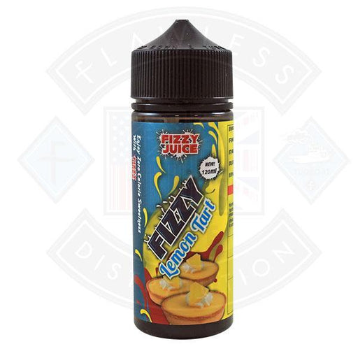 Fizzy Lemon Tart 0mg 100ml Shortfill