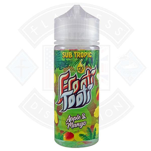 Frooti Tooti- Apple Mango 0mg 100ml Shortfill