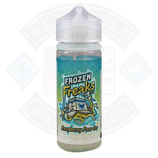 Frozen Freaks Raspberry & Pear Ice 0mg 100ml Shortfill