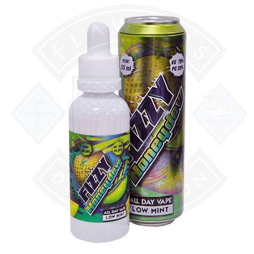 Fizzy Honeydew 0mg 55ml Shortfill E-liquid