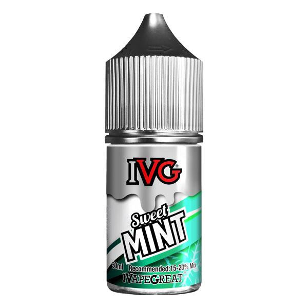 I VG Concentrate Sweet Mint E liquid 30ml