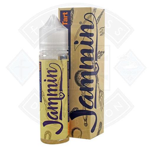 My Vapery Jammin - Blueberry Jam Tart 50ml 0mg shortfill e-liquid