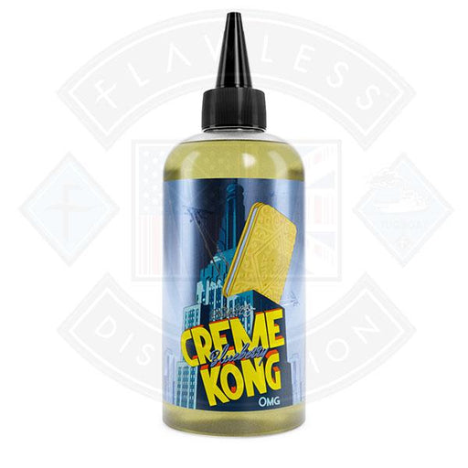 Retro Joes Blueberry Creme Kong E-liquid 0mg 200ml