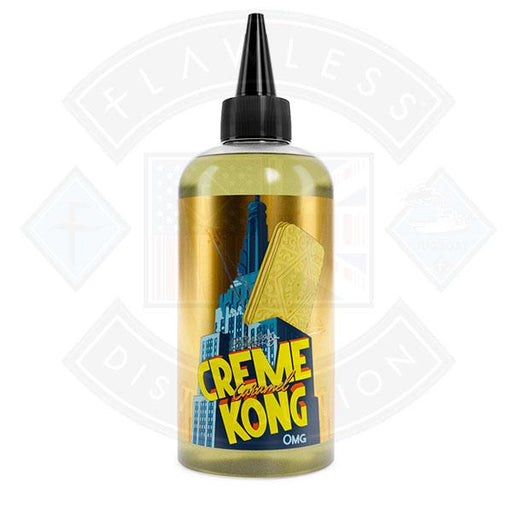 Retro Joes Caramel Creme Kong E-liquid 0mg 200ml