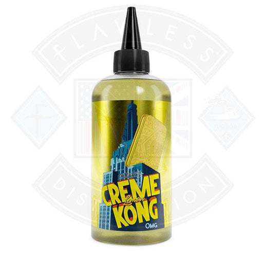 Retro Joes Lemon Creme Kong E-Liquid 0mg 200ml