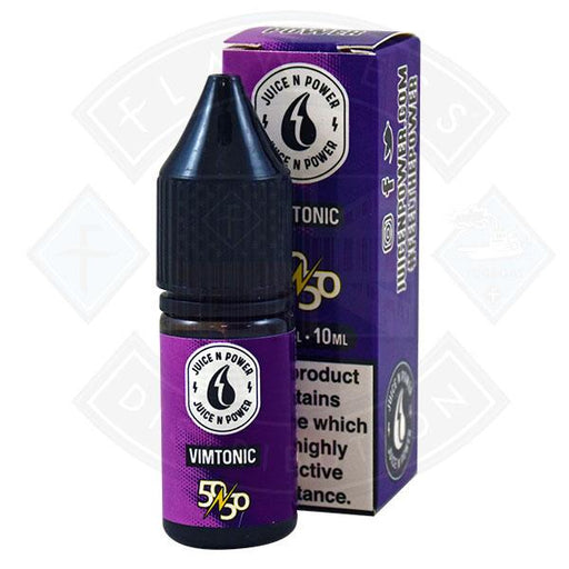 Juice N' Power 50:50 Vimtonic 10ml