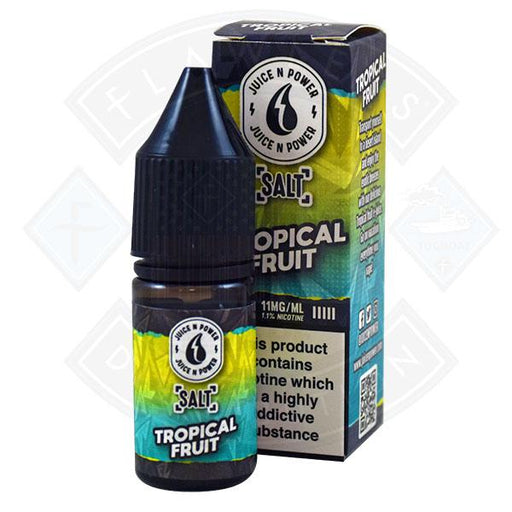 Juice N' Power Tropical Fruit Salt 10ml