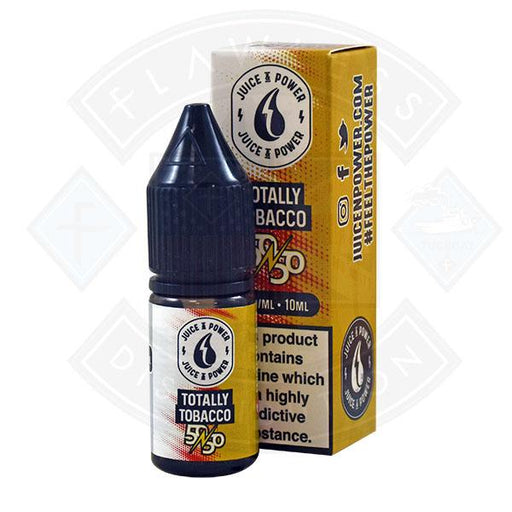 Juice N' Power 50:50 Totally Tobacco 10ml