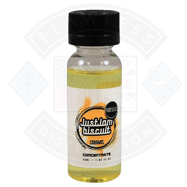 Just Jam Biscuit Caramel Concentrate 30ml