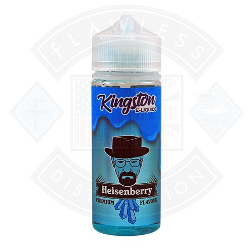Kingston Heisenberry 0mg 100ml Shortfill E-Liquid