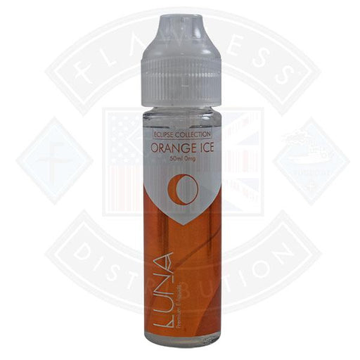 Luna Orange Ice 0mg 50ml Shortfill E-Liquid