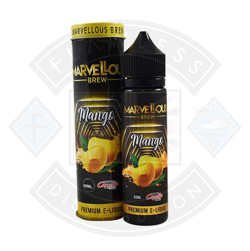 Marvellous Brew Mango 0mg 50ml Shortfill