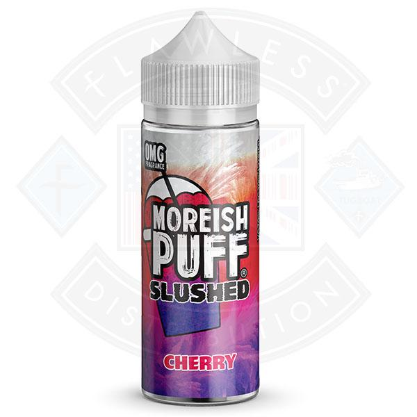 Get Slushed Cherry 100ml 0mg shortfill e-liquid