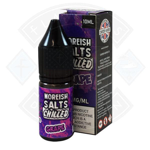 Moreish Puff Nic Salt Chilled Grape 10ml