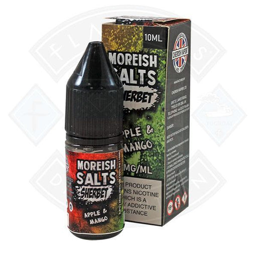 Moreish Puff Nic Salt Sherbet Apple & Mango 10ml