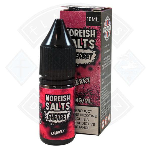 Moreish Puff Nic Salt Sherbet Cherry 10ml