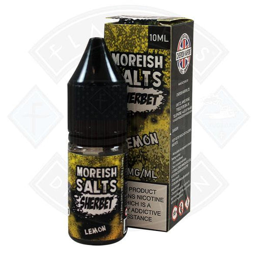 Moreish Puff Nic Salt Sherbet Lemon 10ml