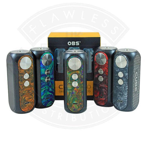 OBS Cube Mod Resin Edition