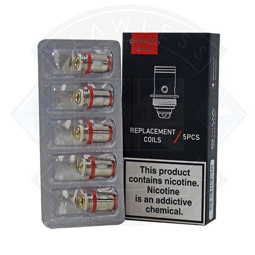 Oxva Unicoil Replacement Coils 5 pack