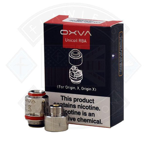Oxva Unicoil RBA(for Origin/ X/Origin X) 0.6ohm 1pcs