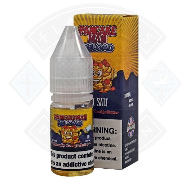 Pancake Man Reloaded Nic Salt 10ml