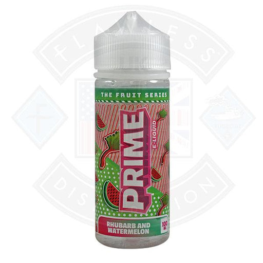 Prime Fruit Series Rhubarb and Watermelon 0mg 100ml Shortfill