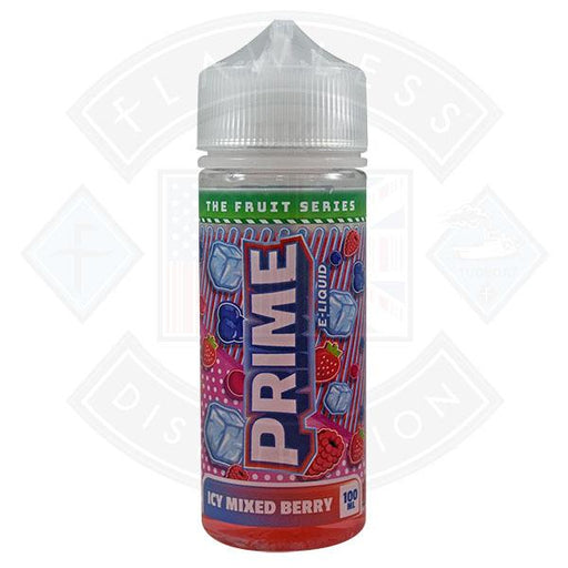 Prime Fruit Series Icy Mixed Berries 0mg 100ml Shortfill
