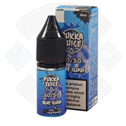 Pukka Juice 50/50 Blue Slush 10ml