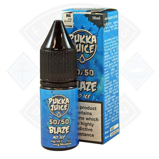 Pukka Juice 50/50 Blaze No Ice 10ml