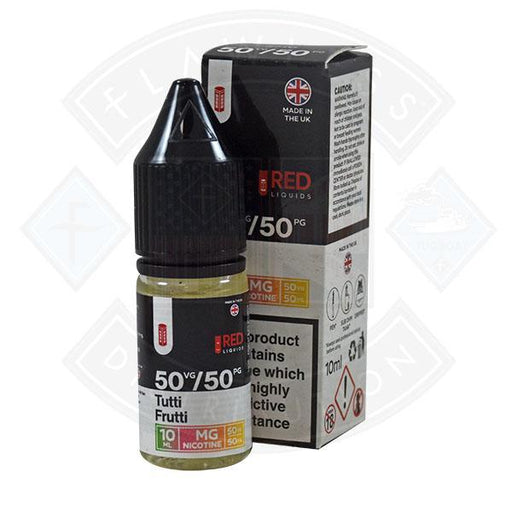 Red Liquids 50/50 - Tutti Frutti 10ml