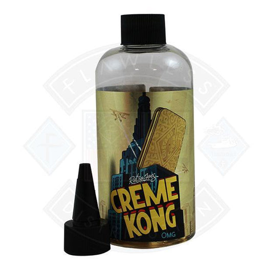 Retro Joes Creme Kong E-liquid 0mg 200ml