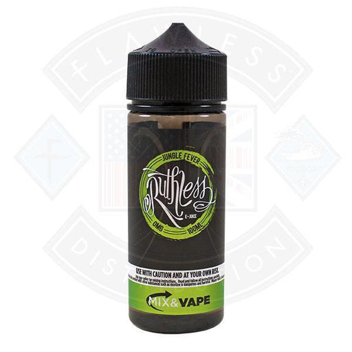 Ruthless Jungle Fever 0mg 100ml Shortfill