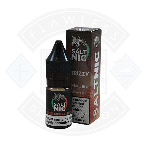 Ruthless Salt Nic Strizzy 10ml