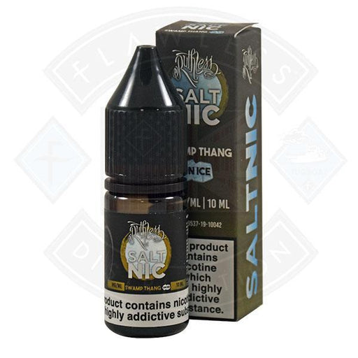 Ruthless Salt Nic Swamp Thang On Ice 10ml