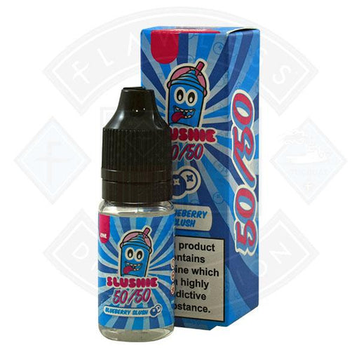Slushie 50:50 Blueberry Slush 10ml