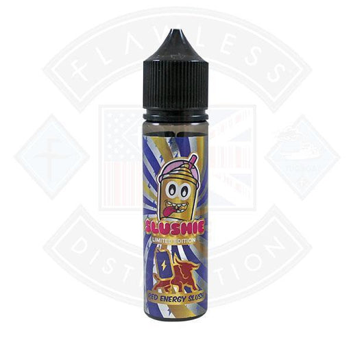 Slushie Limited Edition Red Energy Slush 0mg 50ml Shortfill