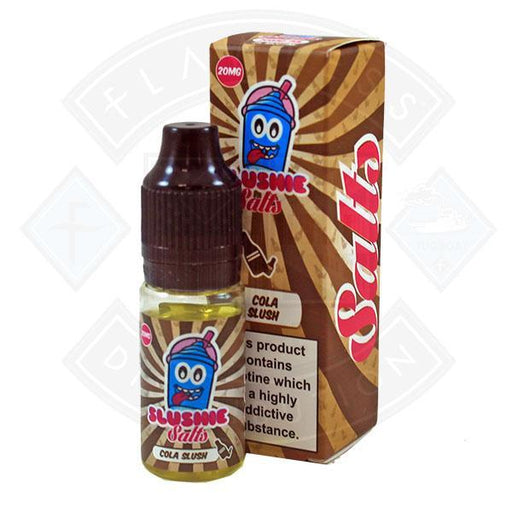 Slushie Salts Cola Slush 20mg 10ml E-Liquid
