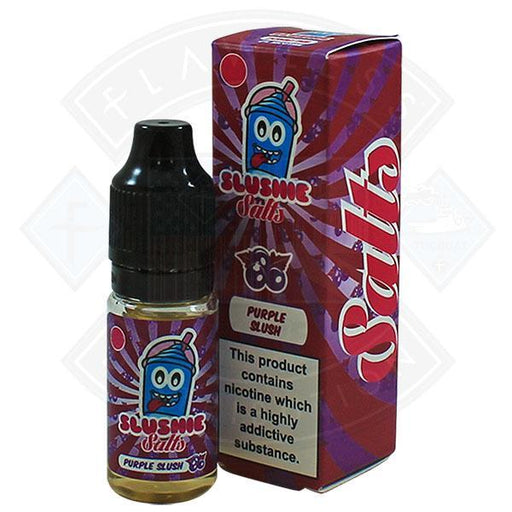 Slushie Salts Purple Slush 10mg 10ml E-Liquid
