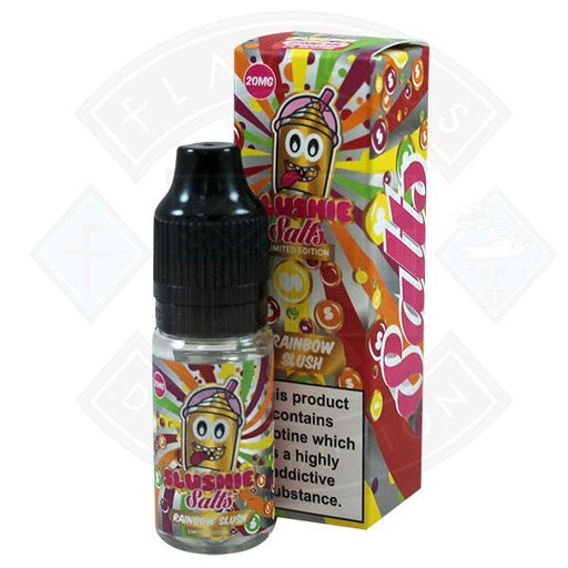 Slushie Salts Limited Edition Rainbow Slush 20mg 10ml E-Liquid