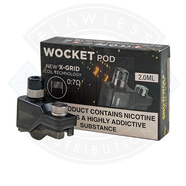 SnowWolf Wocket X-Grid Pod 2ml 0.7ohm