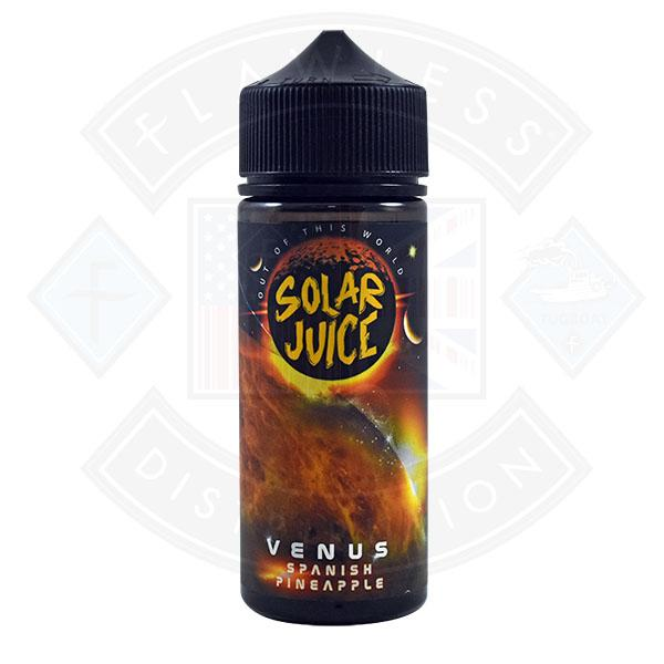 Solar Juice Venus Spanish Pineapple 0mg 100ml Shortfill E-Liquid