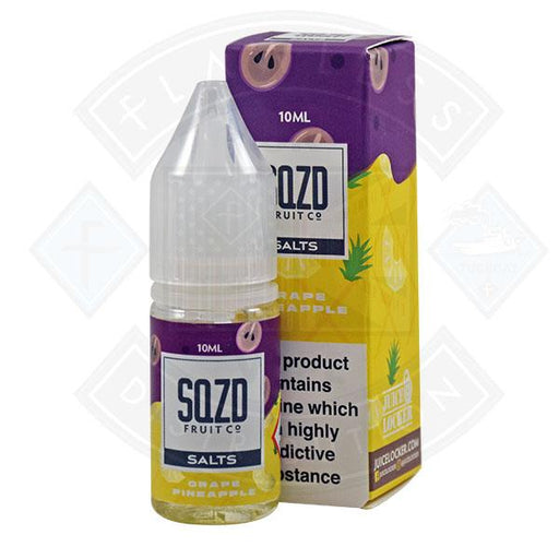 SQZD Salt Grape Pineapple 10ml